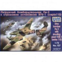 Dive Bomber Pe-2 1/72