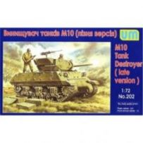 M10 tank destroyer late 1/72