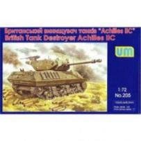 Achilles IIC British tank destroyer 1/72