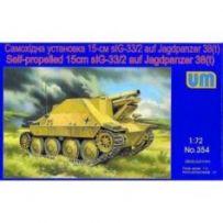 Sig-33/2 auf Jagdpanzer 38(t) 1/72