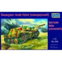 Tank hunter Hetzer 1/72