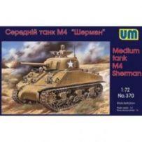 Medium Tank M4 1/72