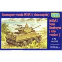 M10A1 Tank destroyer 1/72