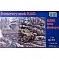 M36B2 Tank destroyer 1/72