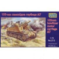 M7 105mm 1/72