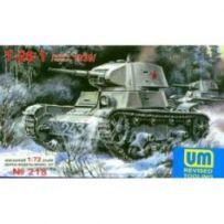 T-26 Light Tank 1939 1/72
