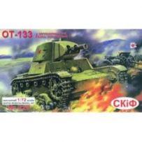 Flammenwerferpanzer OT-133 1/72