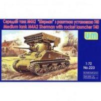 M4A2 + T40 1/72