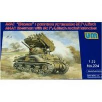 M4A1 + M17/45inch 1/72