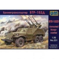 BTR-152D 1/35