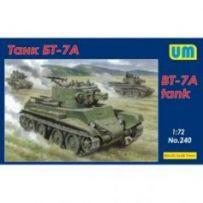 BT-7 Tank 1/72