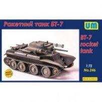 BT-7 rocket Tank 1/72