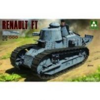 Renault Ft-17 3in1 1/16