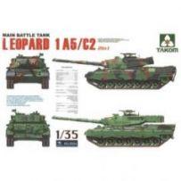 Leopard 1 A5/C2 2 in 1 1/35