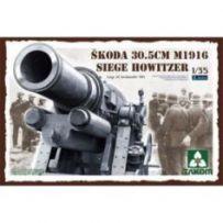 Skoda 30,5cm M1916 1/35