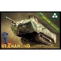 St.Chamond Late Type 1/35