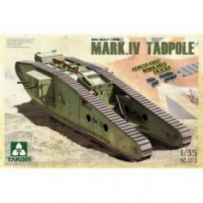Tank Mark IV Male 1/35