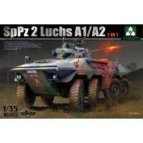 Bundeswehr SpPz 2 Luchs A1/A2 1/35