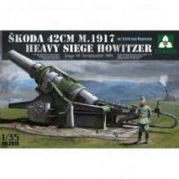 Skoda 42cm M.1917 1/35