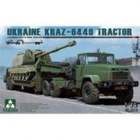 KRAZ-6446 Tractor 1/35