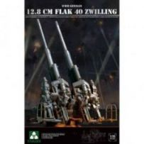12,8 cm Flak 40 Zwilling 1/35