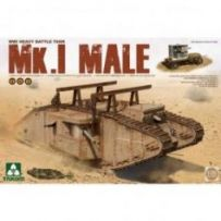 Mk.I male 2in1 1/35