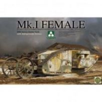 Mk.I female with anti grenade 1/35