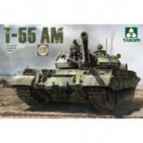T-55AM 1/35