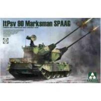 Anti Aircraft Gun ItPsv 90 Marksman 1/35