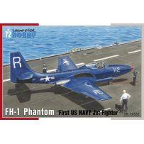 FH-1 Phantom First US NAVY Jet Fighter 1/72