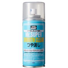 Mr. Super Smooth Clear (170ml)