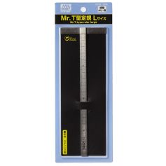 Mr. T-Type Ruler Large