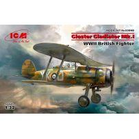 ICM 32040 - Gloster Gladiator Mk.I, WWII British Fighter 1/32