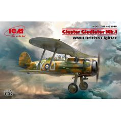 Gloster Gladiator Mk.I 1/32
