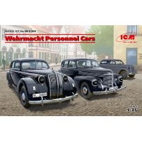Wehrmacht Personnel Cars 1/35