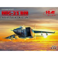 MiG-25 BM, Soviet Strike Aircraft 1/72