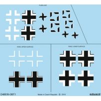 Fw 190A-5 national insignia 1/48