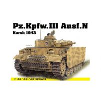 Panzer III Ausf.N NEO 1/35