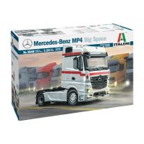 Mercedes Benz MP4 Big Space 1/24