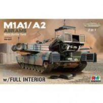 M1A1/ A2 Abrams 1/35