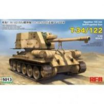 T-34/122 1/35