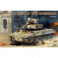 M551a1/ A1tts 1/35