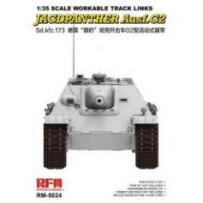 Workable Track Links for Jagdpanther 1/35