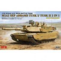 M1a2 Tusk I / Tusk II 1/35