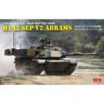M1a2 Sep V2 Abrams 1/35