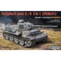 Pz.Kpfw.Vi Ausf C/B 1/35