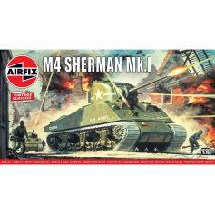 Sherman M4 Mk1 1/76