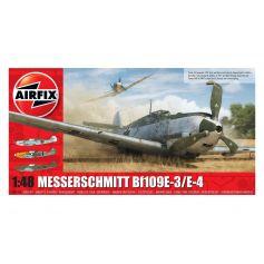 Messerschmitt Bf109E-3/E-4 1/48