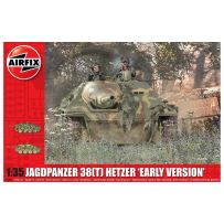 JagdPanzer 38 tonne Hetzer Early Version 1/35