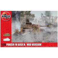Panzer IV Ausf.H Mid Version 1/35
